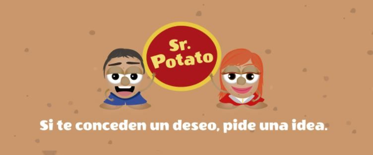 Sr Potato