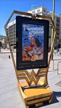 Foto de Campaña DC Woman Art