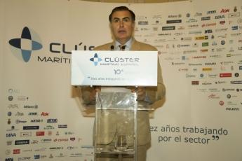 X Aniversario del Clúster Marítimo Español