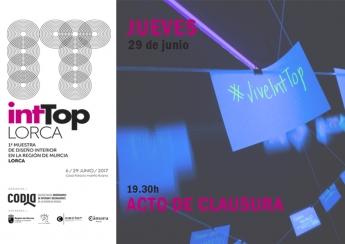 Clausura intTop Lorca