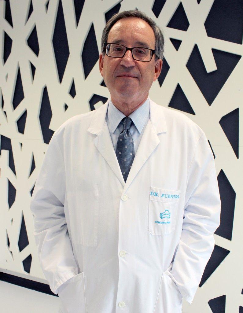 Foto de Joaquín Fuentes, especialista en psiquiatría
