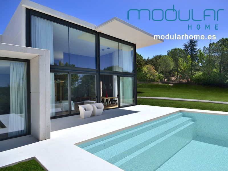 Modular home casas eficientes y sostenibles notas de prensa - Casas prefabricadas sostenibles ...