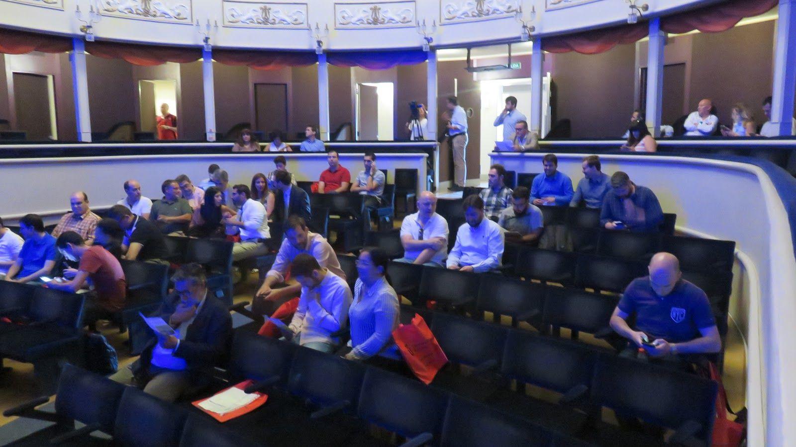 Foto de  Curso de Verano del CIGTR