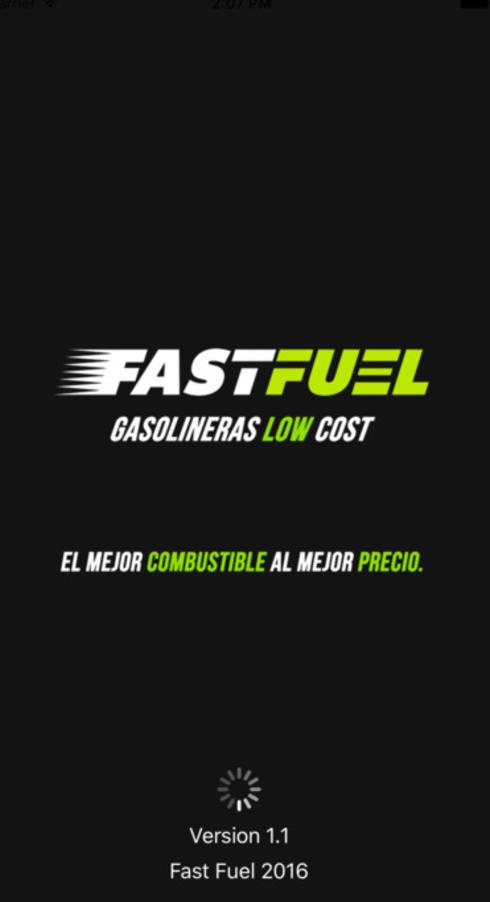 Fast Fuel presenta una app que permite a las empresas un control total de su gasto en combustible