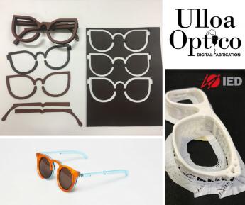 """Vota por la gafa más millenial para otorgar el premio """"Digital Fabrication 2017"""" y llévatela puesta"""