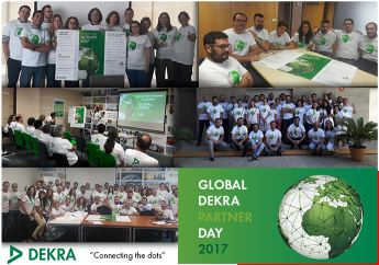 El grupo DEKRA celebra el Global DEKRA Partner Day en sus principales delegaciones