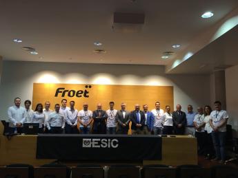 Froet y Esic impulsan un máster que potencia la visión innovadora de la dirección de empresas de transporte