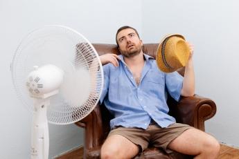 Climatización en verano