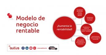 AUTIUS un  ''nuevo concepto de autoescuela'' llega al sector de la Franquicia para revolucionarlo