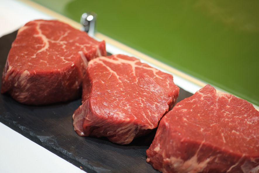 Foto de Carne de vacuno británico con Sello de Calidad