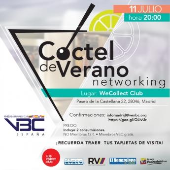 Cóctel de Verano VBC España