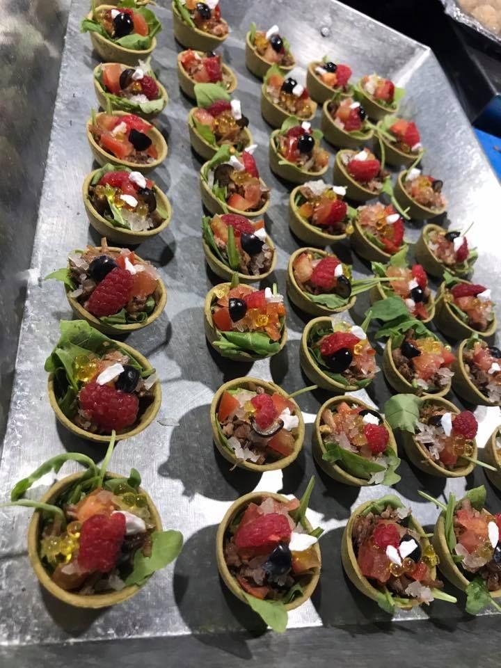 Foto de catering en Madrid - dcatering