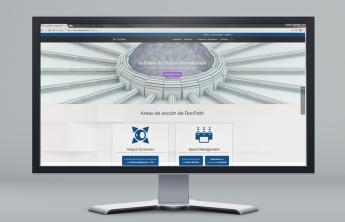 DocPath presenta su nuevo Website de software documental