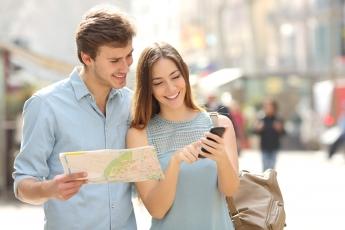 Las reservas de alojamiento desde el smartphone aumentan en un 344% en 2017