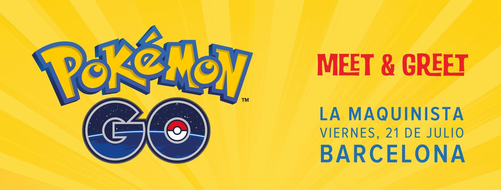 Pok mon go meet greet evento de pikachu en la maquinista - Centro comercial el maquinista ...