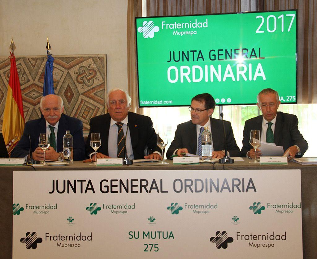 Foto de Fraternidad-Muprespa ingresa casi 1.000 millones de euros