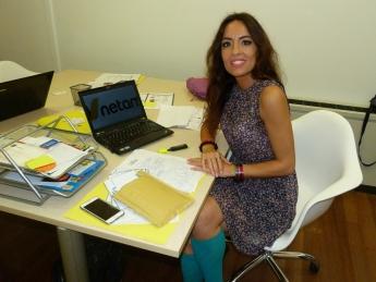 Vanessa Junqué, CEO Netamin. Foto: Netamin