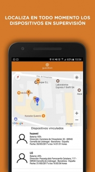 Nueva app para la localización de dispositivos este verano
