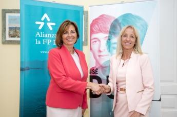 Advantage Consultores firma con la Fundación Bertelsmann su adhesión a la Alianza para la FP Dual