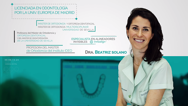 Foto de CV Dra. Beatriz Solano