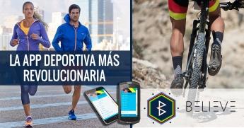 La app deportiva más revolucionaria