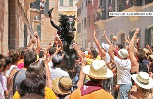 Foto de Fiestas Patronales Menorca