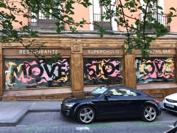 Move to Love - Restaurante Superchulo Madrid