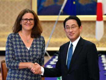 La UE y Japón pretenden llegar a un acuerdo