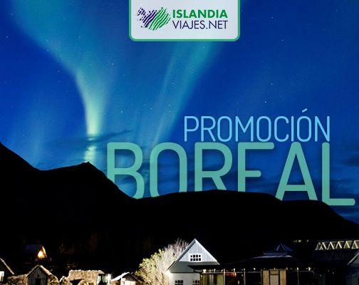 Foto de IslandiaViajes.NET Promoción Boreal