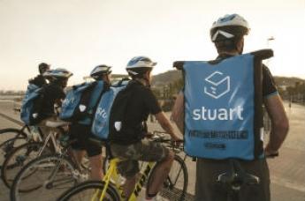 El 70% de los envíos realizados por Stuart son libres de emisiones
