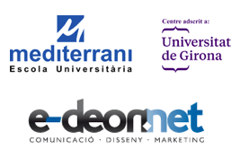 Foto de Logos e-deon y Mediterrani