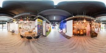 Foto de Foto de una de las tiendas de Barcelona LED.