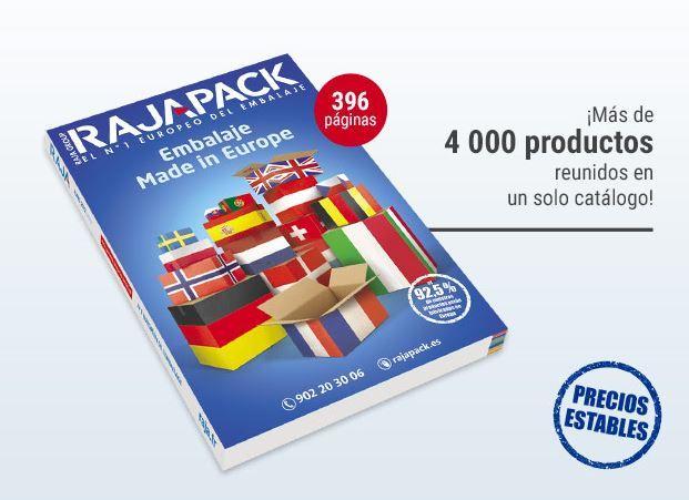 Foto de Catálogo Rajapack