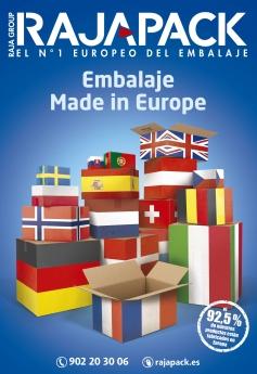 Foto de Embalaje Made in Europe