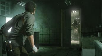 Imagen del videojuego The Evil Within 2.