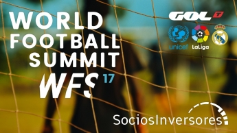 SociosInversores.com colaborará en World Football Summit Startcup 2017