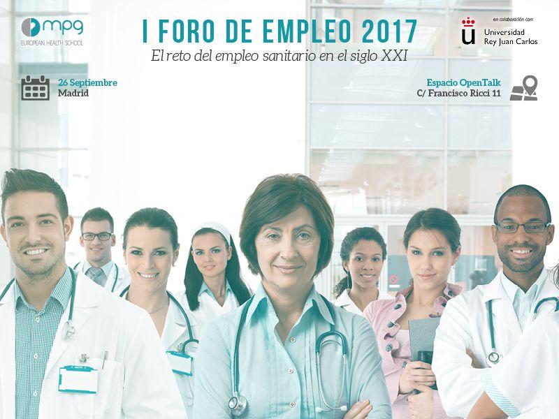 Foto de Foro de empleo sector sanitario