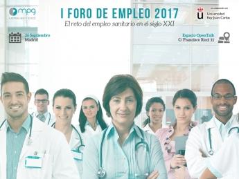MPG presenta el I Foro sobre empleabilidad en el sector sanitario