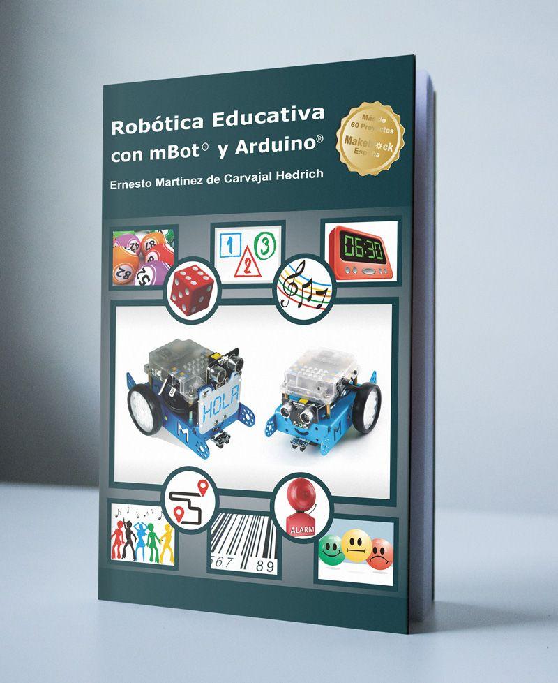 Foto de Robótica Educativa con mBot y Arduino