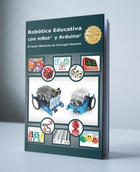 Nuevo libro de Robótica Educativa con mBot y Arduino
