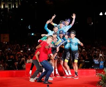 21 etapa de la Vuelta