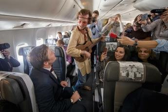 Icelandair, la única aerolínea en ofrecer un viaje en el tiempo