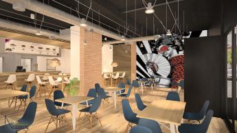 Makitake abre en Boadilla del Monte su restaurante más ambicioso