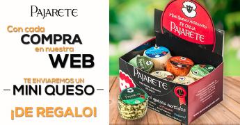 Tienda online Pajarete: una promoción llena de sensaciones