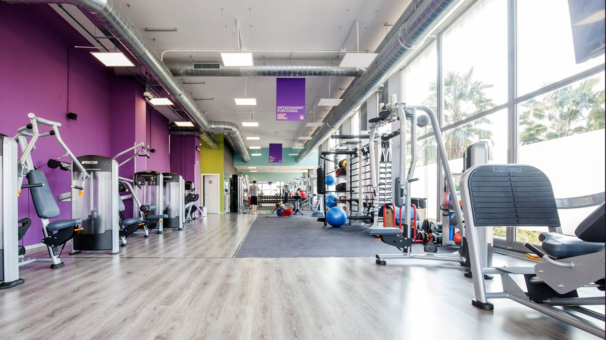 Anytime fitness saca m sculo en madrid comunicados for Gimnasio hortaleza fitness