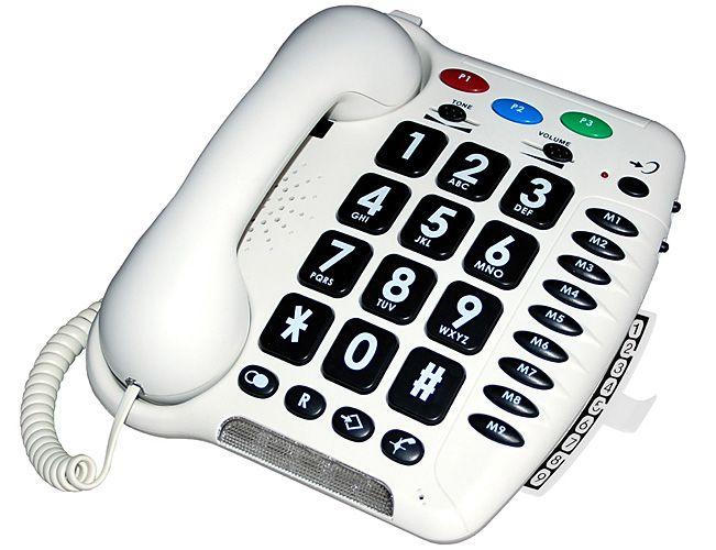 Foto de Teléfonos de fácil uso