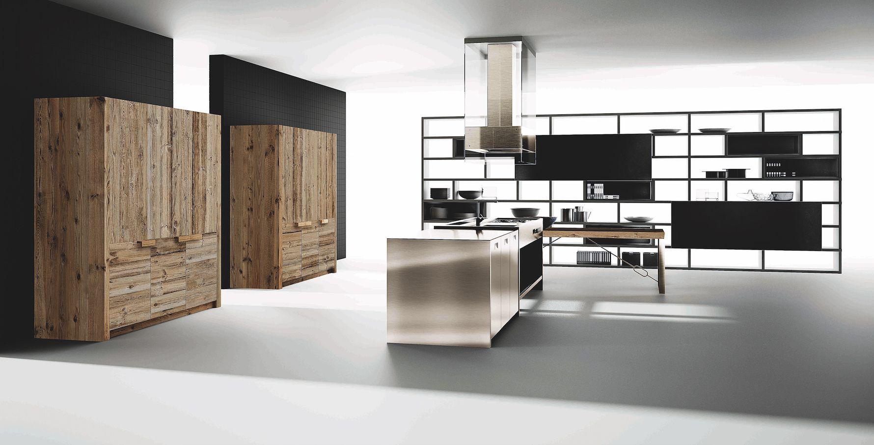 Elabora Sus Muebles De Cocina Y Armarios Con Madera Que Proviene  # Muebles De Madera Sostenible