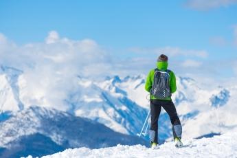 El periodista Francesc Robert volverá a ser monitor de esquí