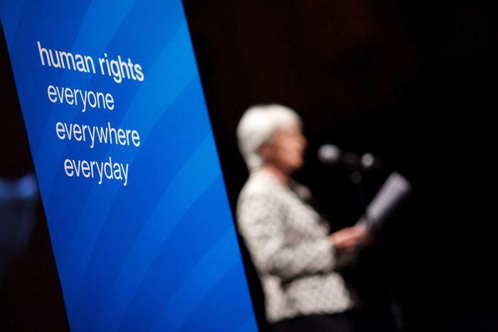 Foto de Discurso de la presidente de la Comisión Australiana de