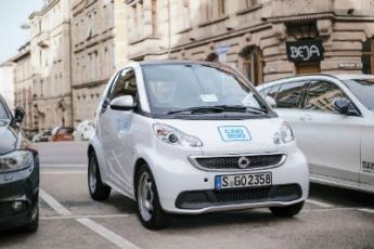 Los miembros de car2go Madrid que usan el servicio en Europa aumentaron un 88% comparado con el año pasado